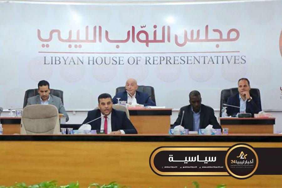 صورة لجنة الخارجية في النواب ترحببدعوةمجلس الأمن لوقف إطلاق النار
