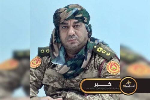 صورة قيادي بقوات الوفاق يتوعد بإبادة مدينة بنغازي والمنطقة الشرقية