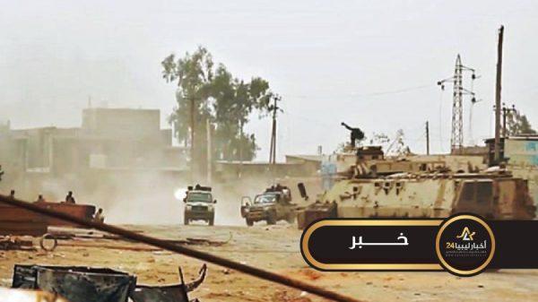 صورة تعرف على 3 قتلى من قوات الوفاق خلال معارك الجمعة ضد القوات المسلحة