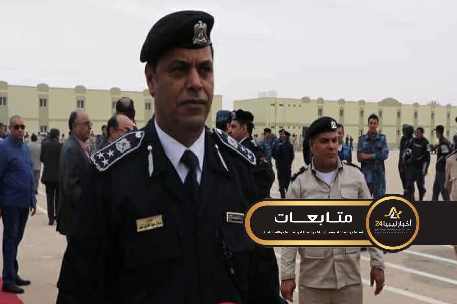 صورة على خليفة تسريب تسجيل فيديو .. مدير أمن بنغازي يوقف أعضاء وموظف بهيئة الشرطة عن العمل