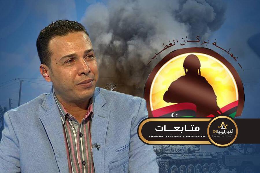 صورة داعيًا الوفاق إلى تشكيل حكومة حرب .. المجعي : أهل طرابلس يعيشون وكأن لا علاقة لهم بالحرب