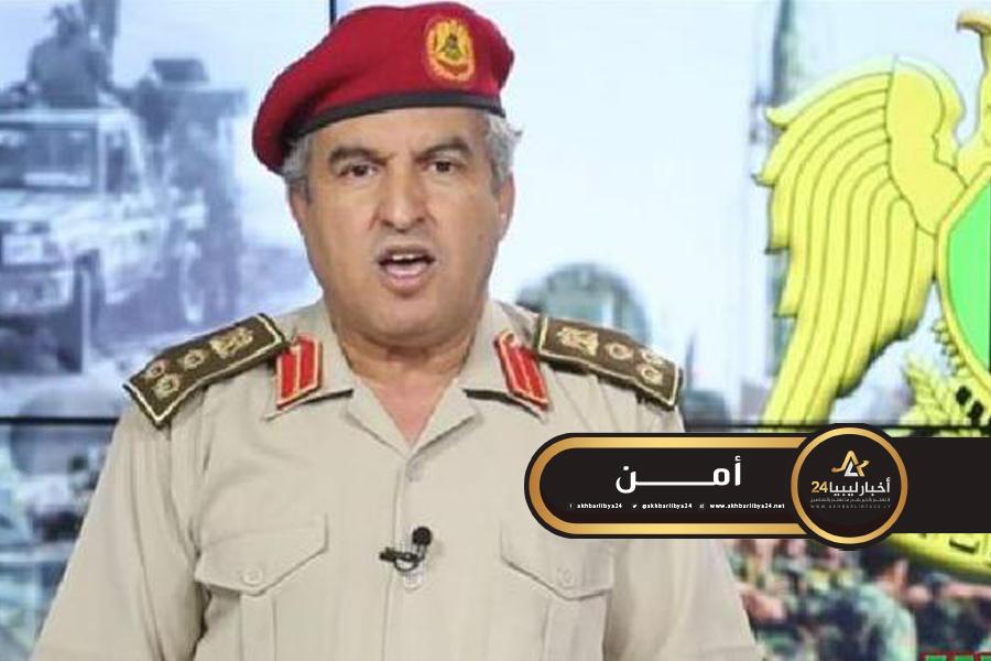 صورة مؤكدا أن لكل جبهة غرفة عمليات .. المحجوب: اشتباكات الجنوب لن تؤثر على معركة طرابلس