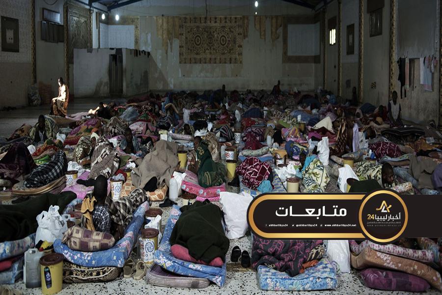 صورة البرلمان الأوروبي يناقش أوضاع مراكز احتجاز المهاجرين ودور خفر السواحل بليبيا