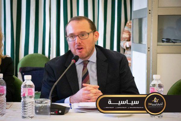 صورة خلال المائدة المستديرة..الولايات المتحدة تؤكد دعمها وقف القتال الدائر في ليبيا