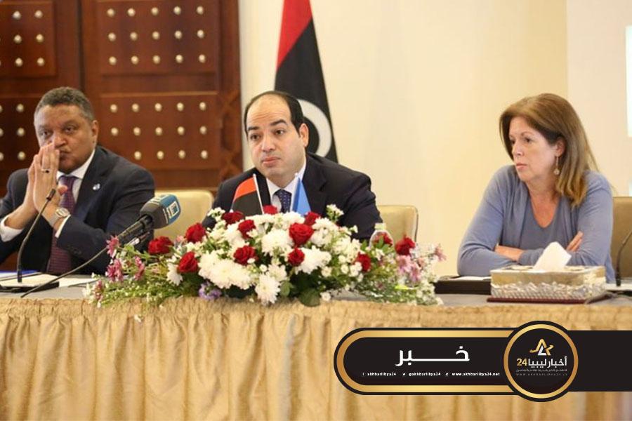 صورة ويليامز: البعثة الأممية موجودة على الأرض ووقفنا مع المواطنين منذ بدء حرب طرابلس