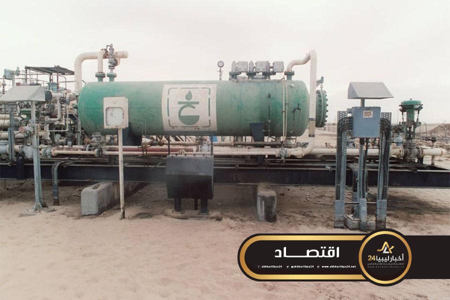 صورة شركة الخليج ترفع الإنتاج في حقلي النافورة والحمادة النفطيين
