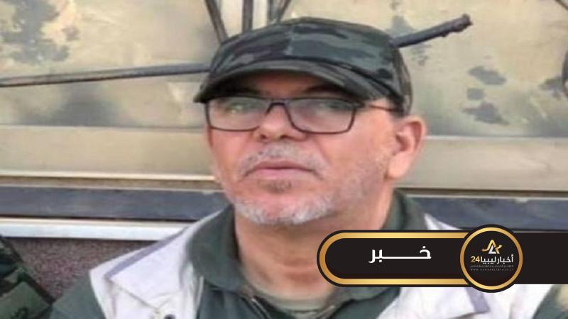 صورة صلاح بادي يغري الشباب بتاريخ الأجداد لمقاتلة الجيش