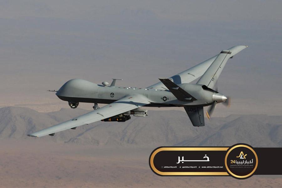 صورة رويترز: الدّفاعات الجويّة الرّوسيّة أسقطت طائرة أمريكية مسيّرة قرب طرابلس
