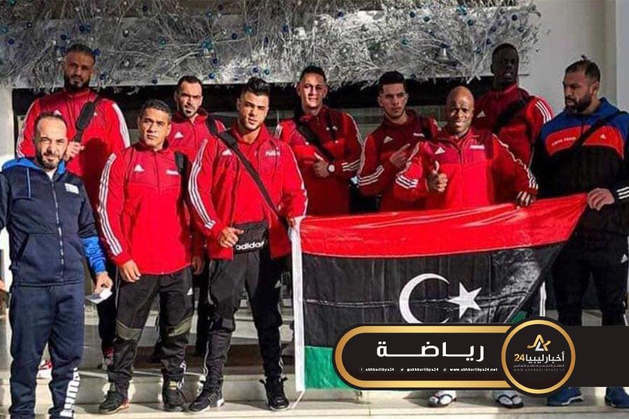 صورة ليبيا تتوج بكأس بطولة المغرب العربي لبناء الأجسام