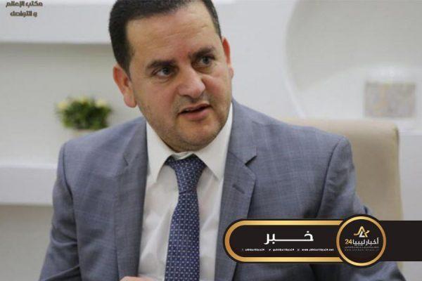 صورة مستنكرًا تفويض البرلمان التركي إرسال قوات عسكرية إلى ليبيا..الحويج يحذر من مغبة إرسال قوات عسكرية