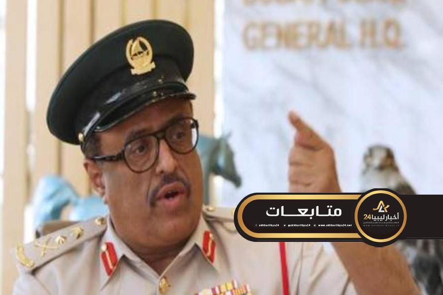 صورة لافتًأ إلى أن عينها على النفط الليبي .. خلفان : قطر تدفع إلى حرب بين مصر وتركيا