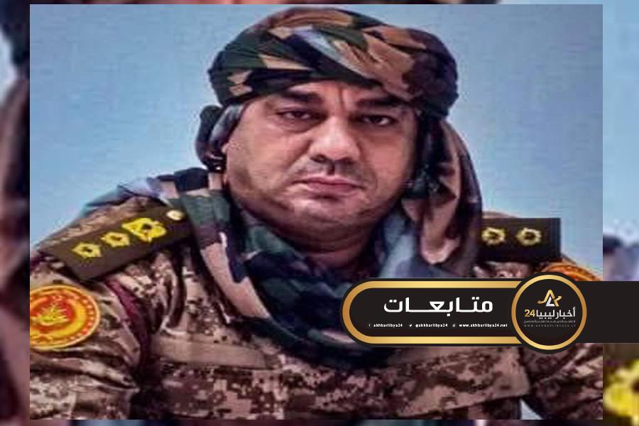 صورة اخليل يهدد أهالي ترهونة وبني وليد وصبراته وصرمان والأصابعة بالهلاك