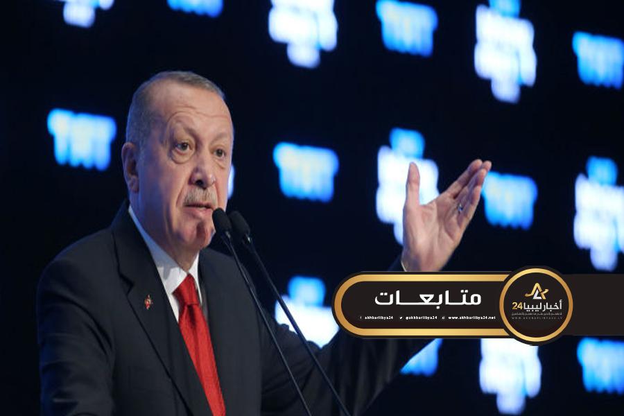 صورة لمناقشة إرسال قوات لليبيا .. أردوغان يعلن عن زيارة لوفد تركي قريبًا إلى روسيا