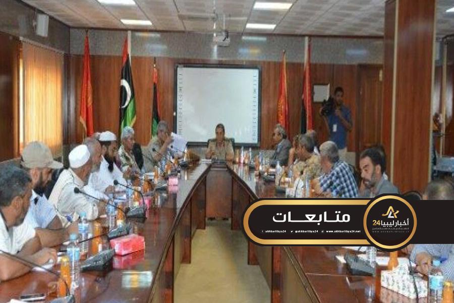 """صورة عمليات غريان : قوات الوفاق تصدت لمشروع """"حفتر"""" وألحقت به الهزائم"""