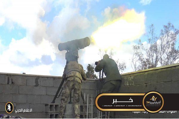 صورة الخرطوش: السرية الثامنة في الكتيبة 165 مشاة تنفذ عملية نوعية ناجحة