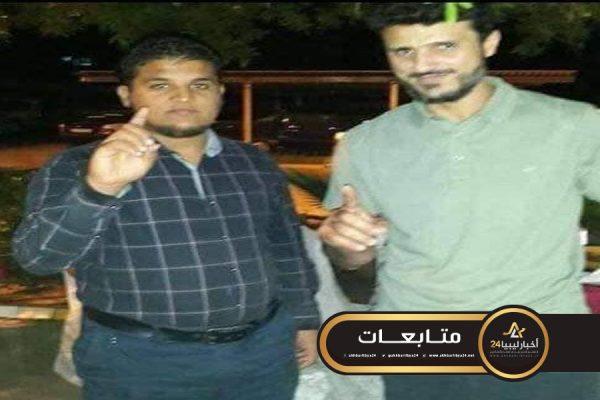 صورة قتل ضد القوات المسلحة في معارك طرابلس..تعرف على أحد القيادات المتطرفة