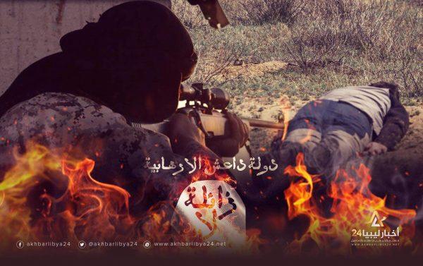 """صورة الخبر وصلني كالصّاعقة..أم ثكلى تروي لـ""""أخبار ليبيا24″.. إرهابي """"تشادي"""" اغتال ابني ولا شيء يغلى على الوطن"""