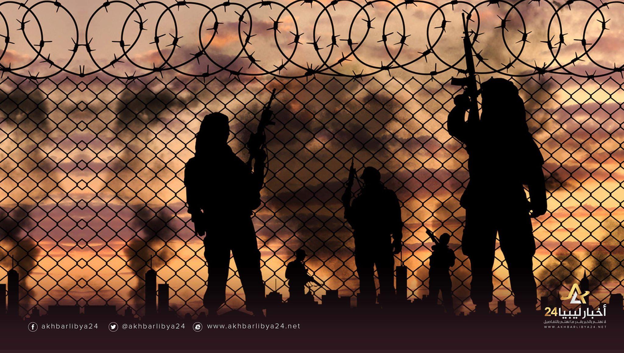 صورة نقل مقاتلين أجانب إلى ليبيا خطرٌ يهدّد دول الجوار