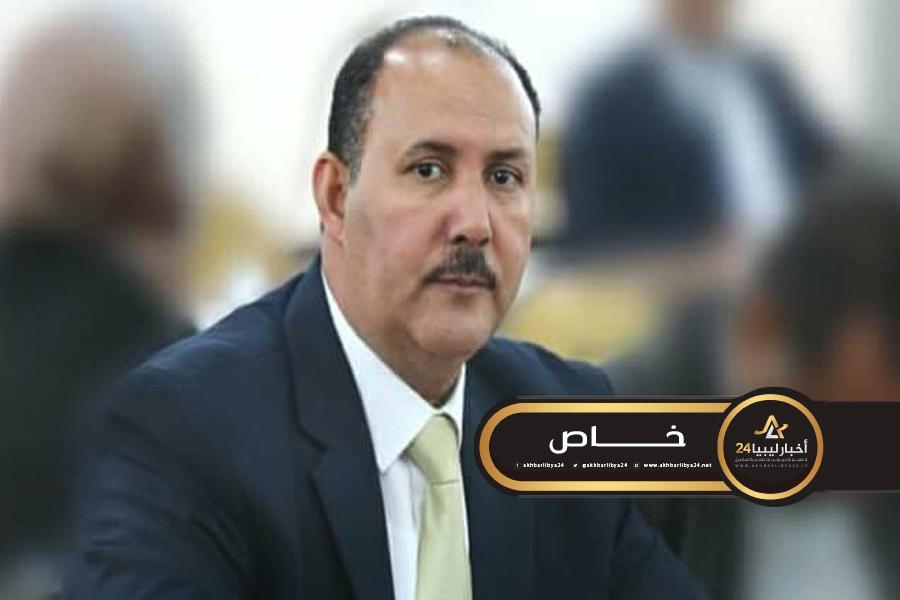 صورة للحصول على منصب بمؤسسة النفط طرابلس .. نائب أوجلة يقدم استقالته من مجلس النواب