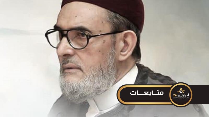 صورة داعيًا إلى تحرير المساجد.. الغرياني: الهدنة التي تم توقيعها وتنصل منها العدو لا يجب الإلتزام بها شرعًا