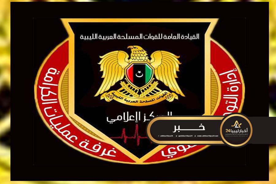 """صورة بعد محاولة التفافٍ فاشلة على قوات الجيش .. إصابة أربع سوريين من """"المرتزقة"""" بمحاور طرابلس"""