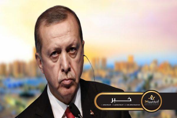 صورة قبيل مؤتمر برلين.. أردوغان: الطريق المؤدي إلى السلام بليبيا يمر عبر تركيا