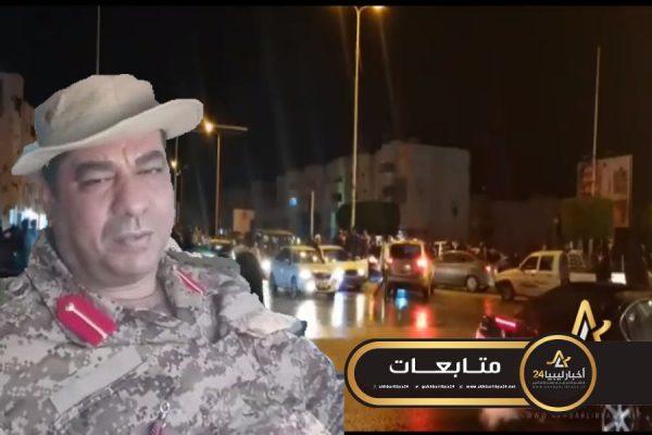 """صورة متهمًا الكتيبة 604 بالخيانة..اخليل يصف أهل سرت بـ""""البدو الرعاع"""" ويطالب بجلدهم ويتوعدهم بقوة كبيرة لتحريرها"""