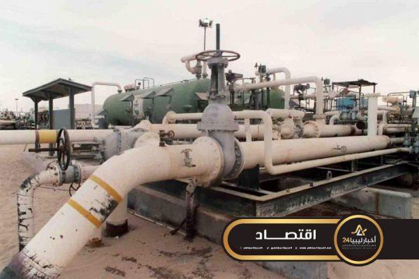 صورة شركة الخليج ترفع إنتاجية البئر G098-51 بمنطقة التعاقد 91 بحقل النافورة