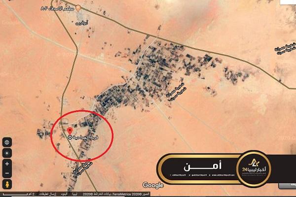 صورة القوات المسلحة تسيطر على منطقة القداحية ووادي زمزم وتتجه إلى أبوقرين