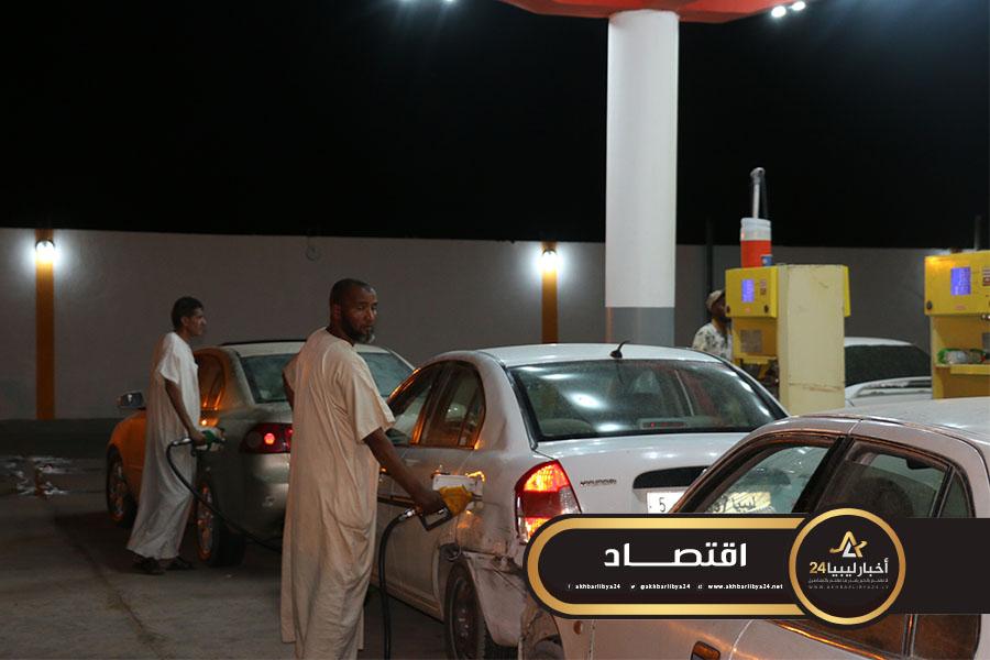 صورة مؤسسة النفط وشركة البريقة تدينان رفع سعر بيع الوقود في المنطقة الجنوبية