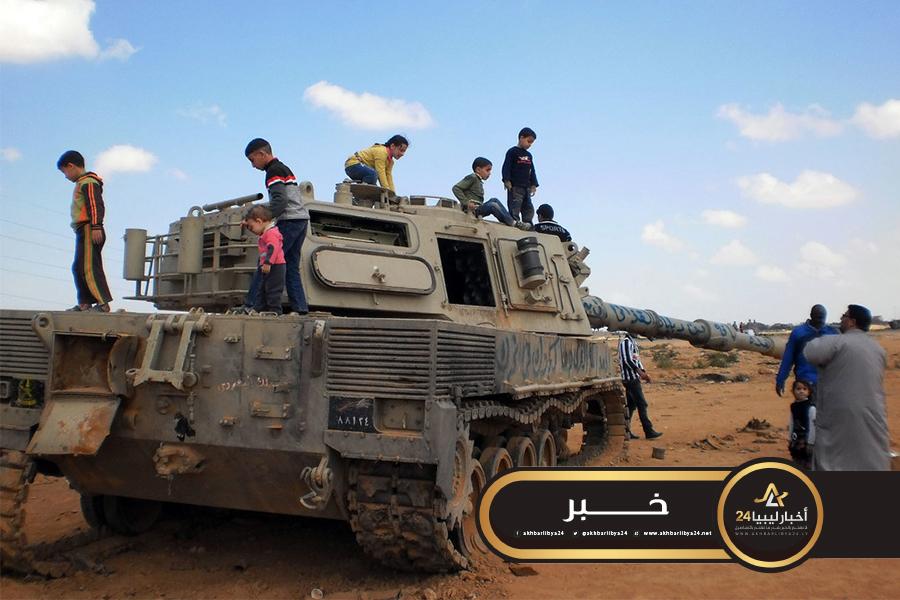 صورة الدائرة الأممية لمكافحة الألغام: يوجد في ليبيا أكبر مخزون أسلحة غير مراقبة في العالم