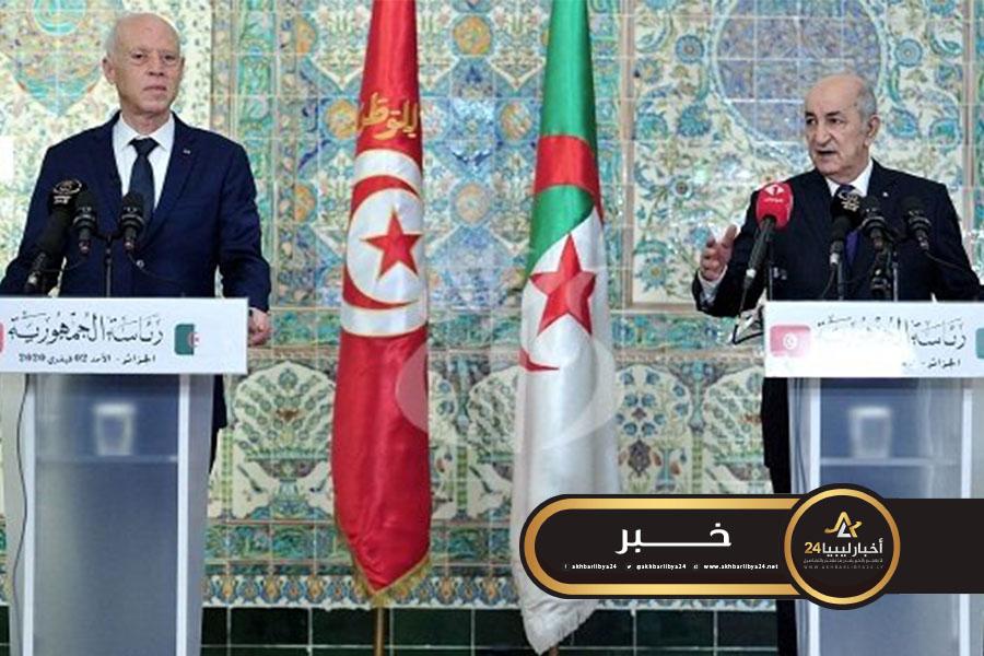 صورة تبون: يجب منع تدفق السلاح وإبعاد كل أجنبي عن ليبيا