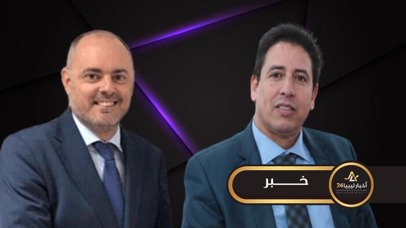 صورة خارجية مجلس النواب وبعثة الاتحاد الأوروبي تبحثان تطورات الوضع في ليبيا