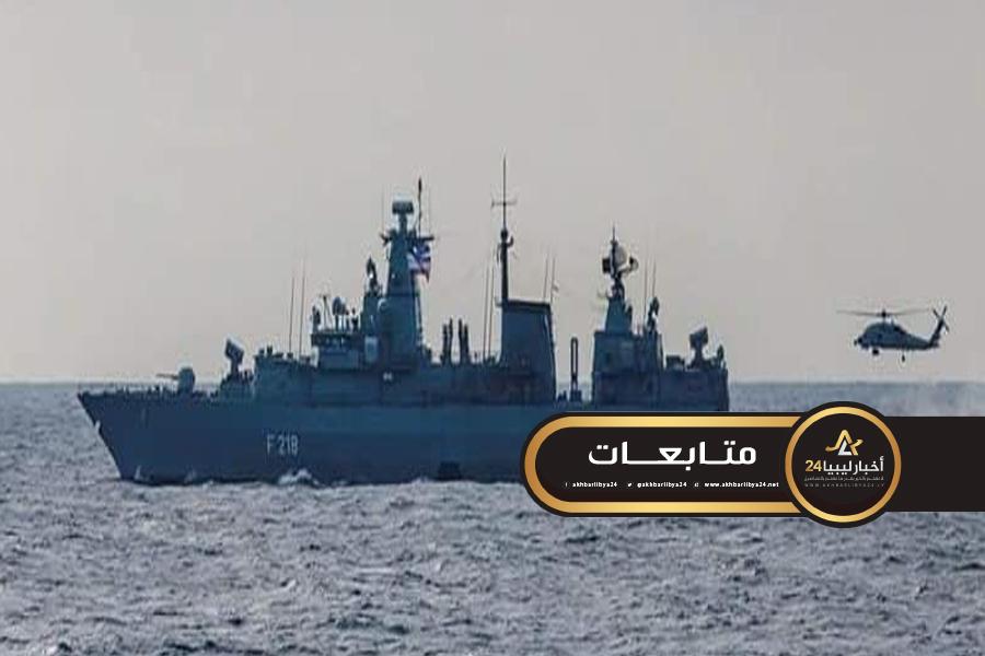 صورة كاشفًا تفاصيل حمولة السفينة اللبنانية التي دخلت لطرابلس .. ضابط بالسفينة : الجيش التركي طلب منا أن نكذب