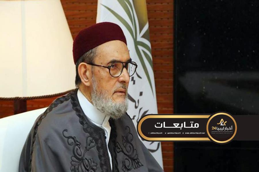 صورة محذرًا الوفاق والاستشاري .. الغرياني: انسحاب المجرم حفتر شرط الذهاب إلى جنيف
