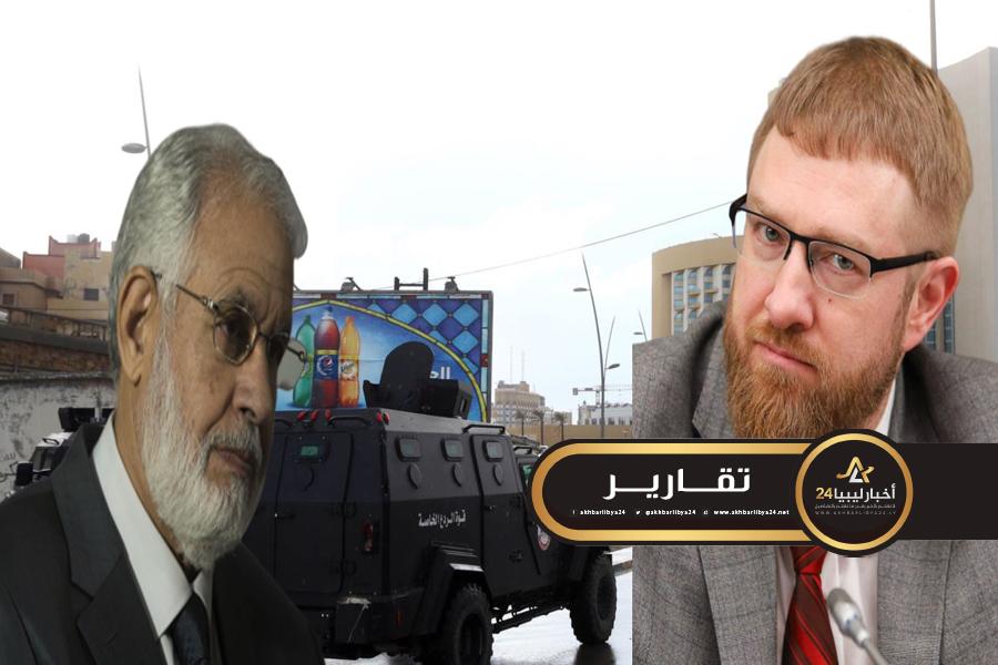 صورة بسبب وجودها أمام القضاء .. حكومة الوفاق ترفض الإفراج عن الباحثين الروس المعتقلين لدى الردع