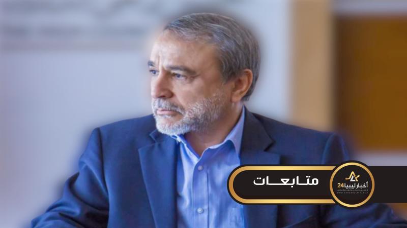 صورة كاشفًا تزوير الإخوان للانتخابات وتلفيق الاتهامات.. السويحلي يفتح النار على حزب العدالة في ليبيا