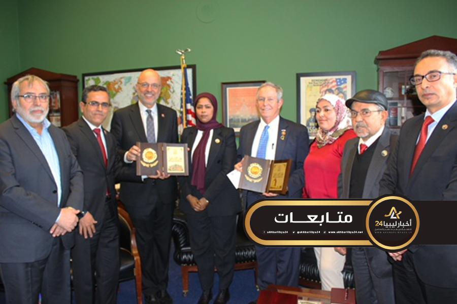 صورة لملء الفراغ الموجود .. أبو زعكوك: التدخل الأمريكي بالأزمة الليبية ضروري