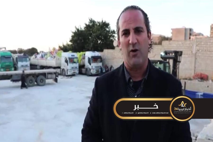 صورة وصول أول مصنع لتدوير القمامة في ليبيا