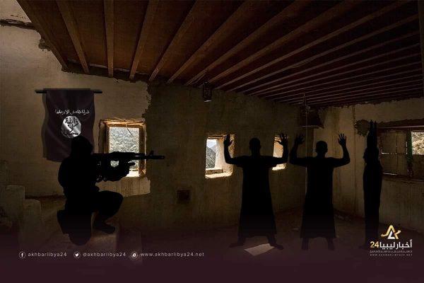 صورة مهما طال اختبائهم يد العدالة تطالهم..الإرهاب لا مكان له في ليبيا