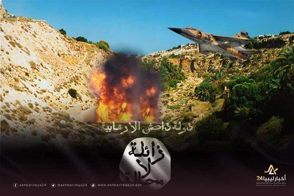 صورة استهداف الإرهابيين في ضواحي درنة ضربة موجعة جديدة وانتصار لأجهزة الأمن