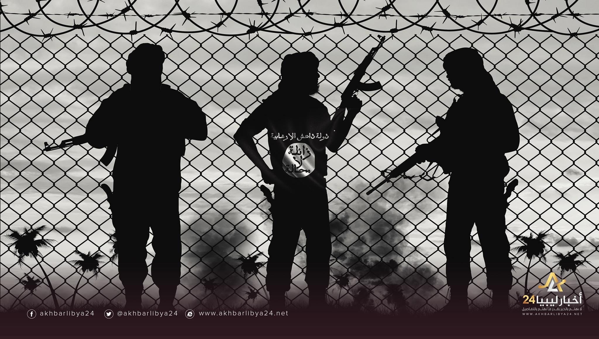 صورة طاقم طبي من طبرق يتعرض للسطو والاعتقال ببنغازي.. واقعة تؤكد أن الإجرام سمة حصرية للإرهاب