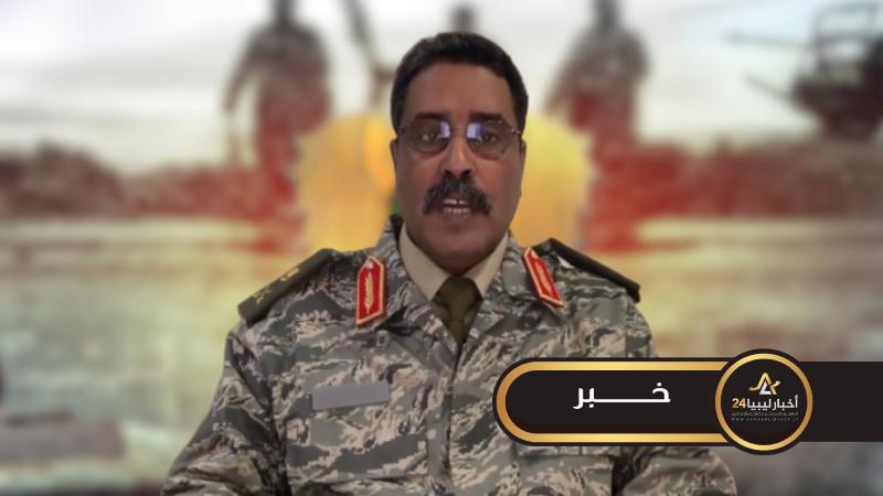 صورة الجيش يرحب بالدعوة لوقف إطلاق النار لمواجهة كورونا شرط التزام الأطراف الأخرى بها