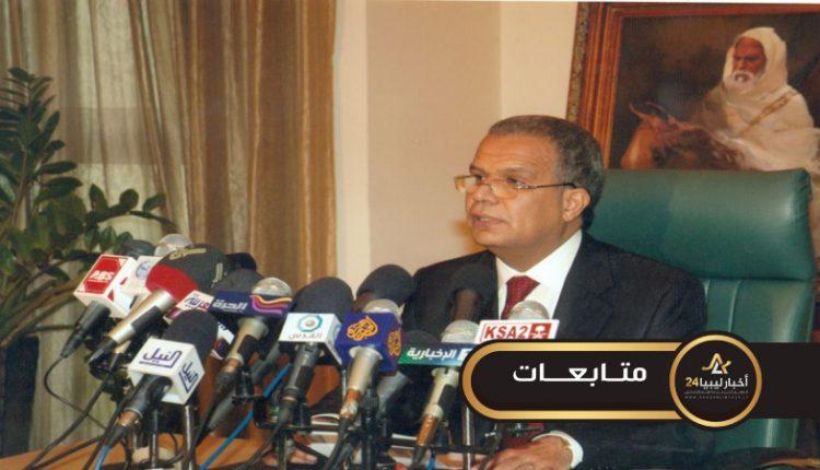 صورة سفير ليبيا بالأردن ينتقد نهج خطابات الكراهية والتجريح لبعض وسائل الإعلام الليبية