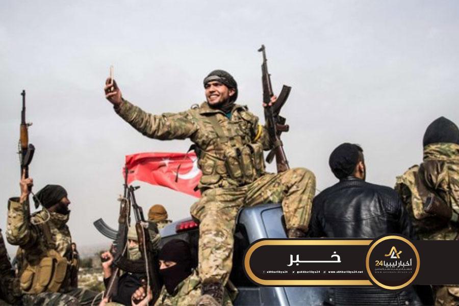 صورة المرصد السوري يؤكد مقتل 390 مرتزق سوري في ليبيا منذ بدء التدخل التركي