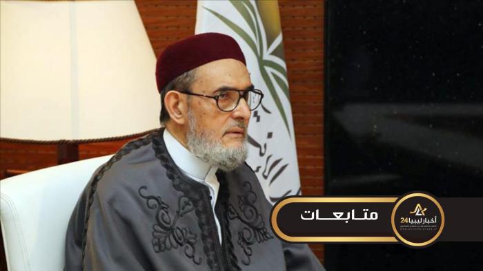 صورة الغرياني: ساسة الوفاق في فسحة وقادة الجبهات يجاهدوا في سبيل الله إذ أخلصوا النية