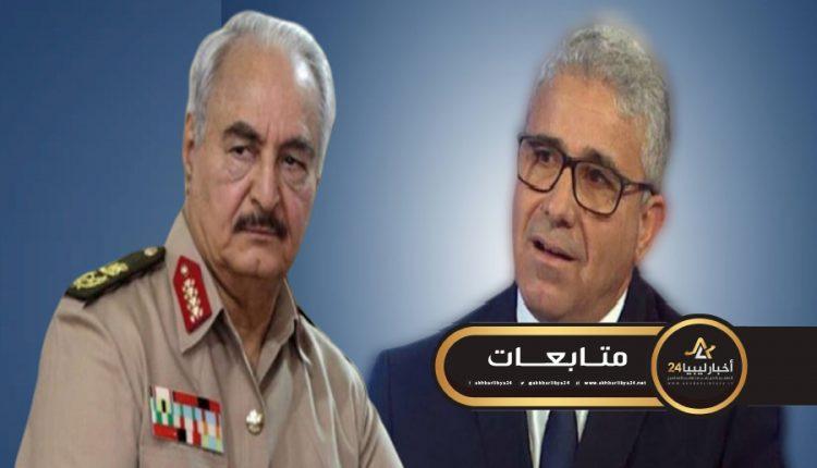 صورة باشاغا: المجتمع الدولي منعدم المصداقية ويتغاضى عن انتهاكات حظر توريد السلاح إلى ليبيا