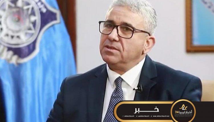 صورة باشاغا يدعو وزارتي المواصلات والخارجية لتسهيل عودة الليبيين العالقين في المطارات خارج البلاد