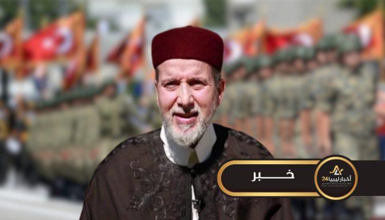 صورة الساعدي: قتال طرابلس أحد مقاصد القتال في الإسلام وكل حسب نيته