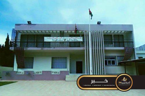 صورة إيقاف الدراسة بكافة المدارس الليبية في تونس